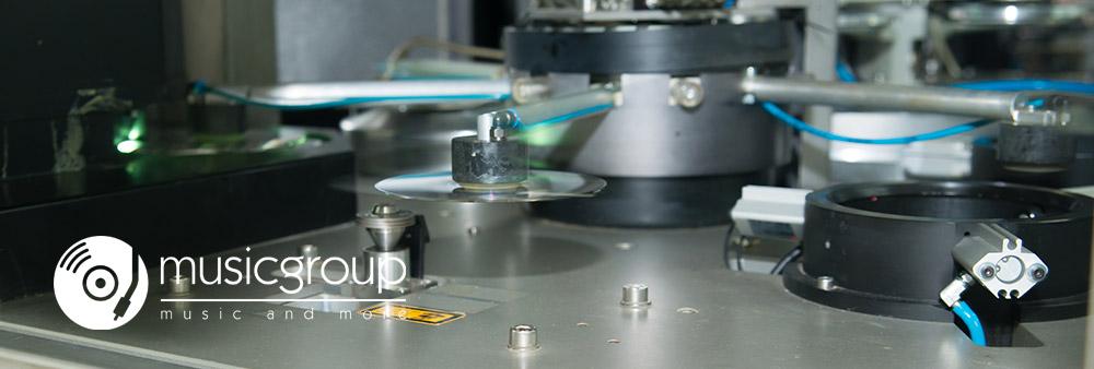 CD productie